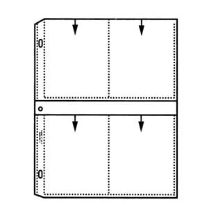 C-Line - Memory Book - Page Protectors - 3.5 x 5 Photo Holder - 50 Pack