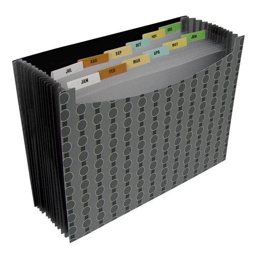 C-Line - Expanding File - 13-Pocket - Circle Series