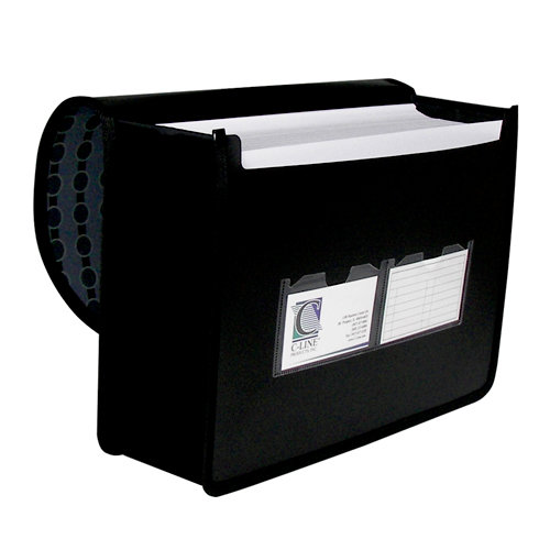 C-Line - Extra Large Document Case - Circle Series
