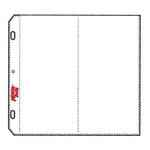 C-Line - Memory Book - Organizer Pages - 12 x 12 Clear - Wide Loader Style - 10 Pack
