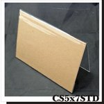 Clear Scraps - DIY 5 x 7 Acrylic Desk Page Frame