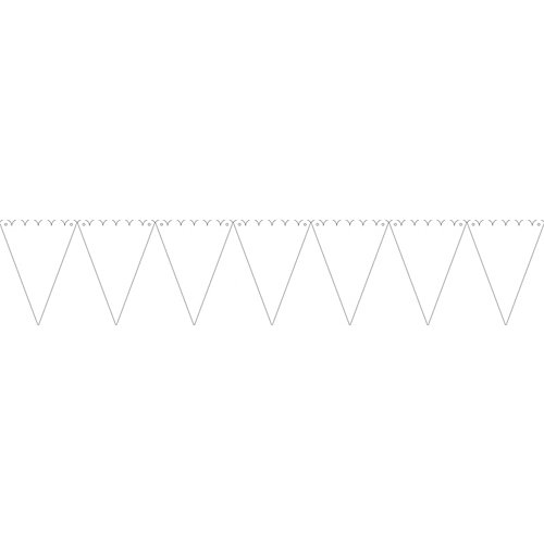 Clear Scraps - Clear Acrylic Banner - Large Banner, CLEARANCE