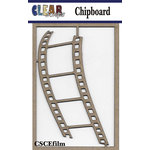 Clear Scraps - Chipboard Embellishments - Film Strip