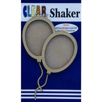 Clear Scraps - Shakers - Balloon
