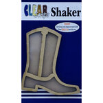 Clear Scraps - Shakers - Boot