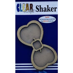 Clear Scraps - Shakers - Bow