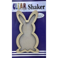Clear Scraps - Shakers - Bunnie