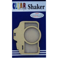 Clear Scraps - Shakers - Camera
