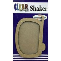 Clear Scraps - Shakers - Camper