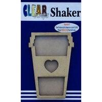 Clear Scraps - Shakers - Coffee Mug