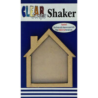 Clear Scraps - Shakers - House