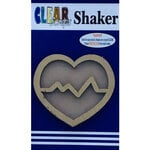 Clear Scraps - Shakers - Heartbeat