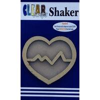 Clear Scraps - Shakers - Heartbeat