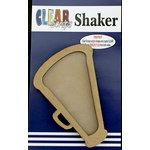 Clear Scraps - Shakers - Megaphone