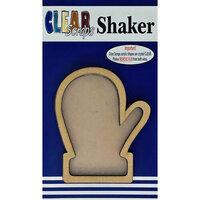 Clear Scraps - Shakers - Mitten