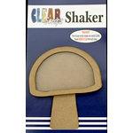 Clear Scraps - Shakers - Mushroom