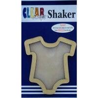 Clear Scraps - Shakers - Baby Onesie