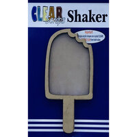 Clear Scraps - Shakers - Popsicle