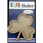 Clear Scraps - Shakers - Shamrock