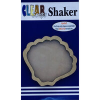 Clear Scraps - Shakers - Shell