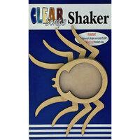 Clear Scraps - Halloween - Shakers - Spider