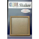 Clear Scraps - Shakers - Square