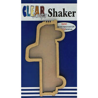 Clear Scraps - Shakers - Vintage Truck