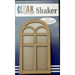 Clear Scraps - Shakers - Window