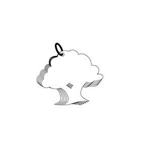 Clear Scraps - Clear Album - Mini Tree