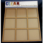 Clear Scraps - 12 x 12 Printer Tray - Square