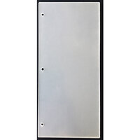 Clear Scraps - Acrylic Album - Slimline - 5 x 11 - Regular