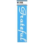 Clear Scraps - Mascils - Border Masking Stencil - Grateful