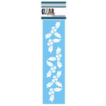 Clear Scraps - Mascils - Border Masking Stencil - Holly Vine