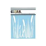 Clear Scraps - Mascils - 6 x 6 Masking Stencil - Cattails