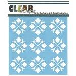 Clear Scraps - Mascils - 6 x 6 Masking Stencil - Celtic