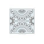 Clear Scraps - Mascils - 6 x 6 Masking Stencil - Doily