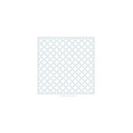 Clear Scraps - Mascils - 6 x 6 Masking Stencil - Quatrefoil