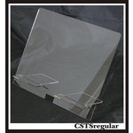 Clear Scraps - Acrylic Tablet Stand - Regular
