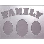 Clear Scraps - 14 x 18 Word Board - Family
