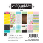 Chickaniddy Crafts - 365 Collection - 6 x 6 Paper Pad