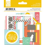 Chickaniddy Crafts - Scrumptious Collection - Die Cut Tags