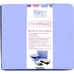 12 x 12 Colorbok - Jill Rinner The Perfect Scrapbook -  Willoware