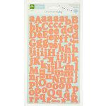 Colorbok - Making Memories - Sarah Jane Collection - Cardstock Stickers - Alphabet - Boy