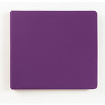Colorbok - The Perfect Scrapbook by Jill Rinner - 12x12 Album - Plum