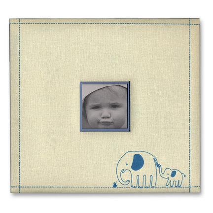 Colorbok - Baby Animal Collection - 12 x 12 Album - Elephant