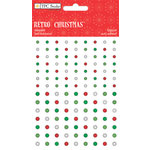Colorbok - TPC Studio - Retro Christmas Collection - Bling - Jewels