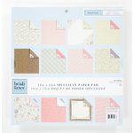 Colorbok - Heidi Grace Designs - Daydream Collection - 12 x 12 Sparkle Paper Pad