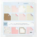 Colorbok - Heidi Grace Designs - Daydream Collection - 12 x 12 Sparkle Paper Pad