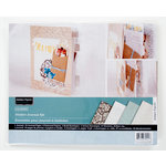 Colorbok - Antique Paperie Collection - Trinket Journal Kit