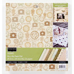 Colorbok - Victorian Parlour Collection - 8 x 8 Paper Pad